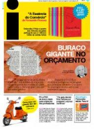 Jornal i Cover Capa 2009 November